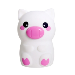 DA017 Pig animal night light with touch sensor function