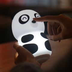 DB008 Panda silicone night light